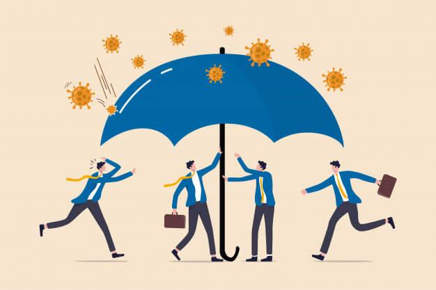 covid business umbrella