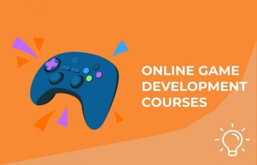 Online game development courses