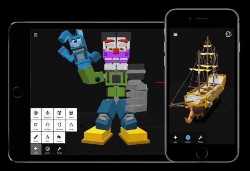 The future of 3D design